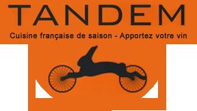 Logo restaurant tandem