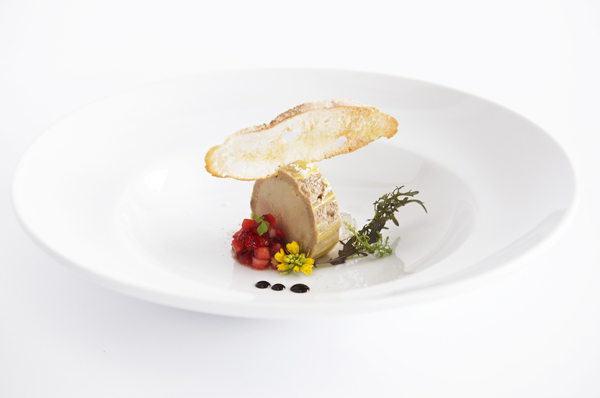 Des pyramides notre assiettes l origine du foie gras - Foie gras au torchon maison ...