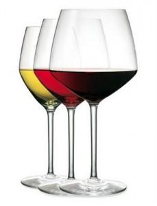 Des régions et des vins