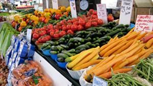 Un petit tour au marché Jean-Talon
