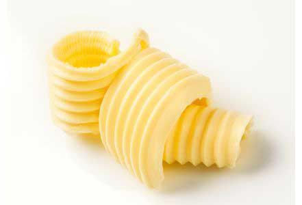 cuisiner le beurre
