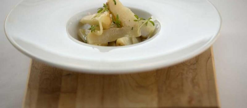 Cuisiner de d licieux topinambours glac s au thym et - Cuisiner des topinambours ...