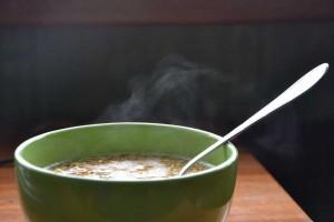 Soupe réconfortante