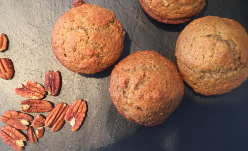 Délicieux muffins pour vos collations