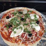 Pizza maison Tandem