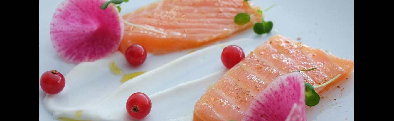 saumon confit diaporama