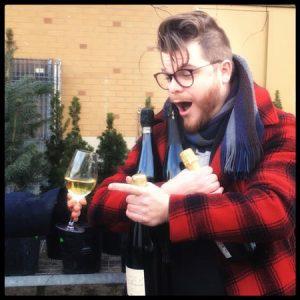 Apportez votre vin, apportez votre champagne